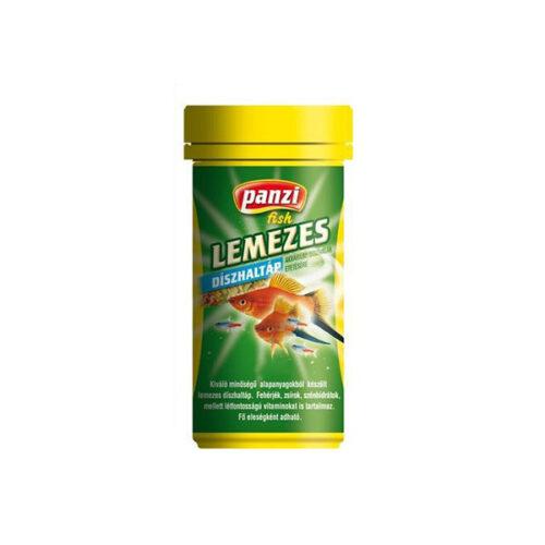 Panzi Lemezes Díszhaltáp – 135ml