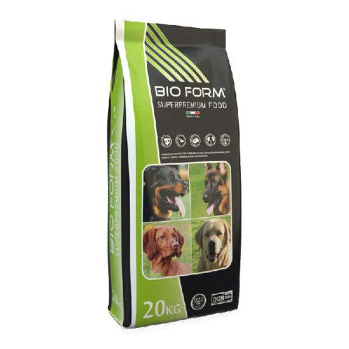 BioForm Junior Kutyatáp – 20kg