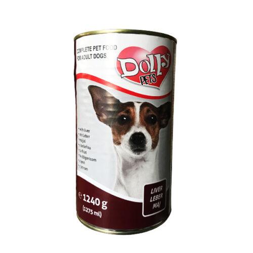 Dolly Dog kutya konzerv, Máj – 1240g