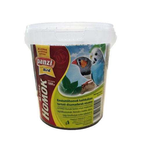Panzi madárhomok
