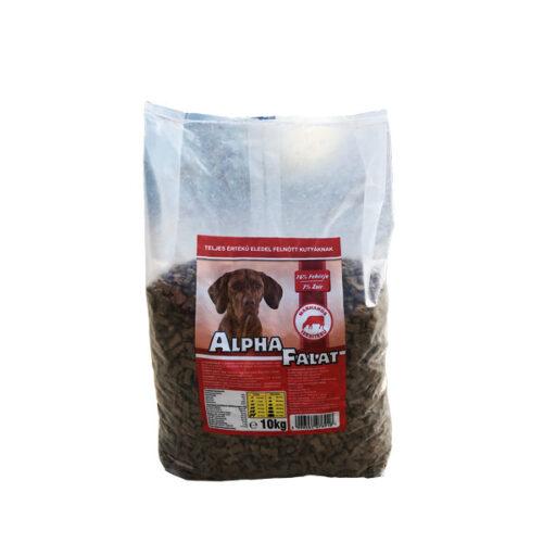 Alpha Falat Száraz Kutyatáp Marhahús – 10 kg