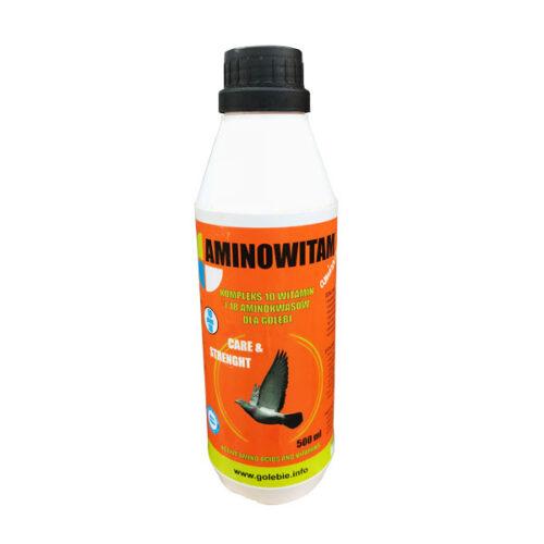 Patron Aminowitam 10 Vitamin és 18 Aminosav – 500ml