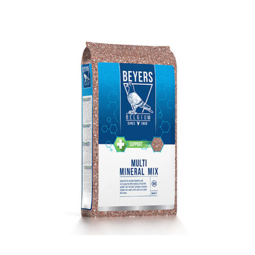 Beyers Plus Multi Mineral Mix - 20kg