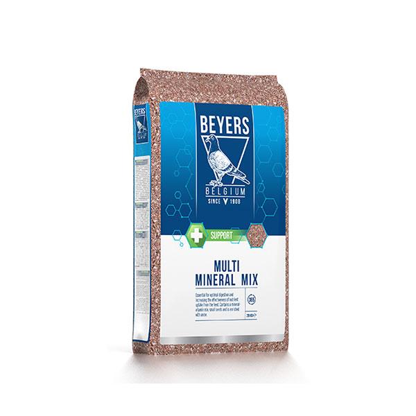 Beyers Plus Multi Mineral Mix - 20kg