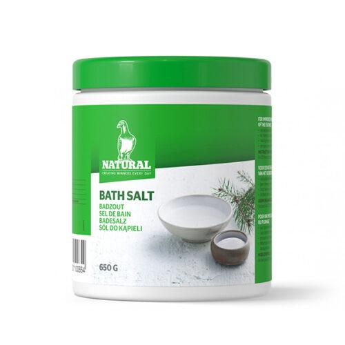 Natural Bath Salt Fürdősó – 650gramm