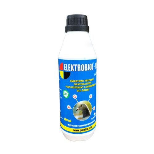 Patron Elektrobiol Plus Elektrolit Készítmény - 500ml