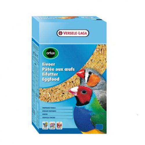 Versele-Laga Orlux Eggfood tojásos lágyeleség trópusi madárnak – 5kg