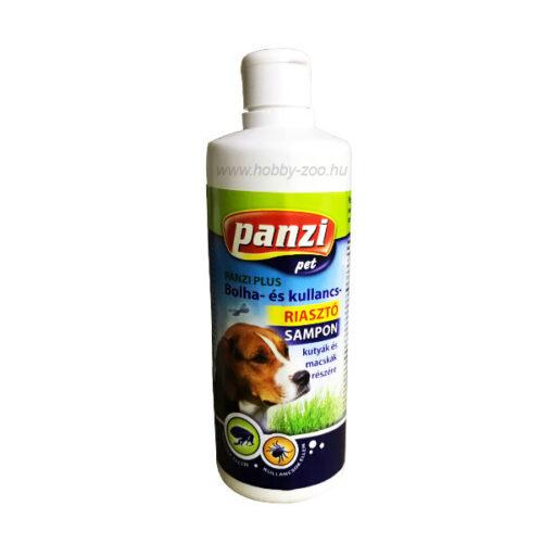 Panzi bolha- és kullancs riasztó kutyasampon - 200ml