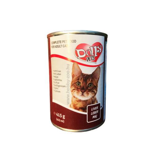 Dolly Cat Konzerv Máj - 415g
