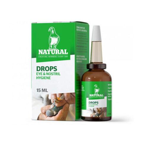 Natural Naturadrops Szem és Orrcsepp - 15ml
