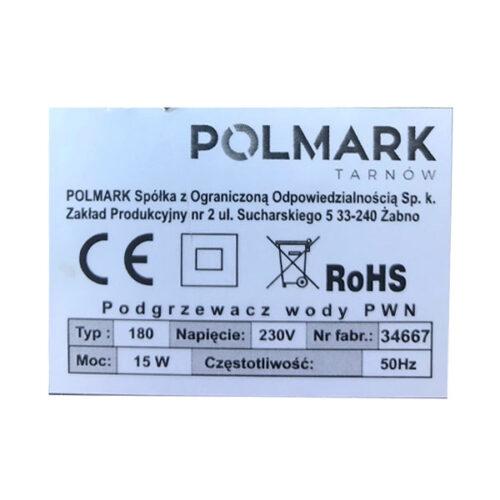 Itató Melegítő Kúpos Polmark 02