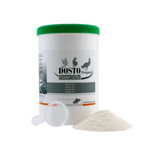 Tollisan Dosto Oregano Powder 12% - 500g