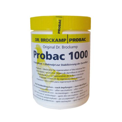 Dr. Brockamp Probac 1000 Probiotikum +Elekrtolit - 500gramm