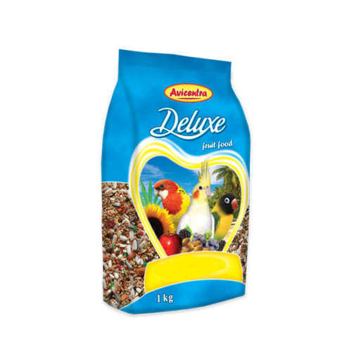 Avicentra Deluxe Középpapagáj Vitaminos
