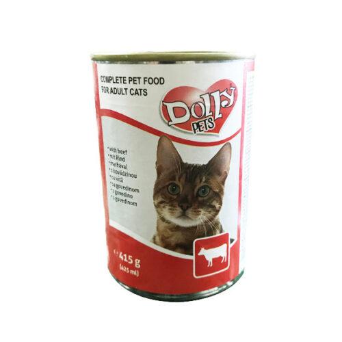 Dolly Cat Konzerv Marha