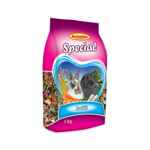 Avicentra Special Nyúleledel - 1kg