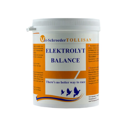 Tollisan Electrolyte Balance