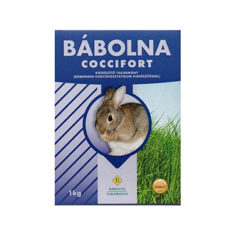 Bábolna Coccifort takarmánykiegészítő granulátum nyulak részére - 1kg