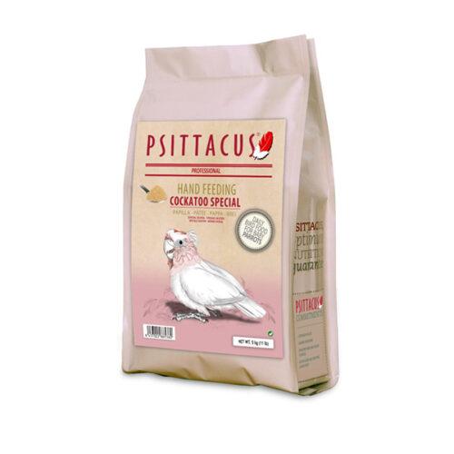 Psittacus Kakadu kézzel nevelő táp - 5kg