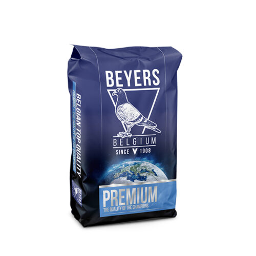 Beyers Premium Wal Zoontjens Yellow - 25 kg