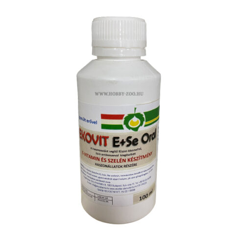 Ekovit E+Se Oral - 100ml
